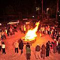 100年1月1日及1月2日元旦親子露營活動集錦