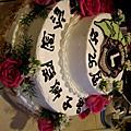 張惠妹A-Mei歌友會慶生蛋糕