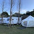 山美學 露營