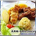『馬其頓』Day11 史高比(Skopje)【午餐:Ragusa → 城市觀光 (清真寺。德雷莎修女紀念館。馬其頓廣場)】