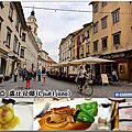 『Day3』斯洛維尼亞 盧比安娜(Ljubljana)【盧比安娜城堡 → 午餐:Gostilna na gradu(羊排) → 城市觀光(三重橋、共和廣場、聖方濟教堂、飛龍橋、舊城區…)】