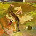 油畫painting