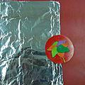 鋁箔紙浮雕畫