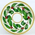 Meissen Coffee tree branch with beans and flowers Cup Saucer