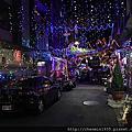 吉慶里耶誕巷