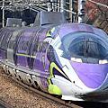 新幹線、大津トンネル西