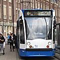 2018 Amsterdam Trams