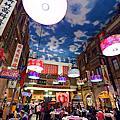 竹北風城之月餐廳