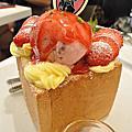 東區 @ Dazzling Cafe 蜜糖吐司 (2011.10.01)