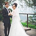 宜欣&宏達婚紗寫真