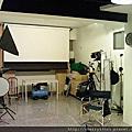 土城區小攝影棚教室新使用~2011年5月開始一對一表演教學