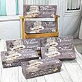課程編號036:拼貼背景處理&彩繪蕾絲盒