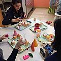 【抓周 X 媽媽play親子聚會】寶寶抓周烘培派對 DIY專屬周歲蛋糕