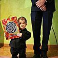 最新世界最矮男人