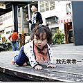 【綸】2011‧Feb28‧集集晃晃(&卡倫一家)