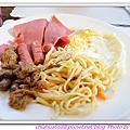 20110529 康橋商旅 員林館。早餐