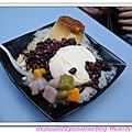 20110617 吉祥。杏仁豆腐冰。豆花。台南安平