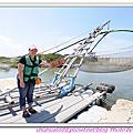 20110619 七股潟湖生態之旅。烤生蚵