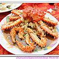20110716 老婆爺爺90歲生日宴會