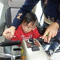 竹北兒童情境模擬考駕照