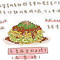 [雲端小廚師] 廣島お好み焼き 修業記念