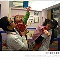 回托嬰中心看老師2010/12/07
