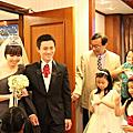 咻咻 & 騏騏 西式婚宴(女方場)