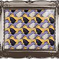 艾薛爾鑲嵌藝術著色作品