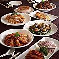 各飯店餐廳年菜