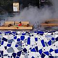 2017別府女子旅。<鉄輪温泉散策>地獄蒸し体験と昼食