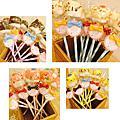 [婚禮小物] 大棉花棒棒糖