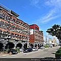 大宅院透天別墅住店_臨30米天府路,新竹漁港休閒生活圈