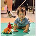 2013-04-28 台南。康熙的寶寶爬行賽
