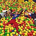 20150124 艾瑪親子館玩耍