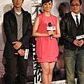 「對不起,我愛你」高雄&台北首映會(2009.1.6と9)