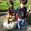 2013.11.14~與幼兒園小朋友一起逛動物園