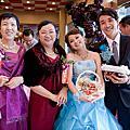 2011年10月8日 國威&薇羽婚禮
