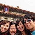 2011-3-30{清明假期家庭旅行5缺一北京五日遊}第二天