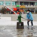 100年1月29日(龍年初七)大統醬油觀光工廠