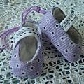 20070624-飛舞的紫璇律-手作baby鞋