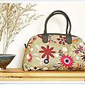 20101007-時尚花漾‧手提包