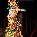 2011台灣燈會在苗栗.副燈「桐花鳳凰」