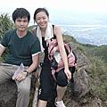 20120617 Climbing the Seven-star Peak
