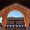 格拉納達,西班牙/Granada (Alhambra), Spain