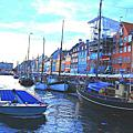 哥本哈根 Copenhagen August 2014