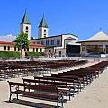 Mostar and Modugorje, Bosnia Herzegovina June 21, 2017
