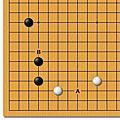 圍棋譜例圖3教學筆記