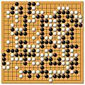 圍棋譜例圖1