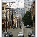北加之旅: Day3--Lombard St, Castro