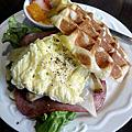[台北-大安區] Dears Waffle, Bakery & Cafe